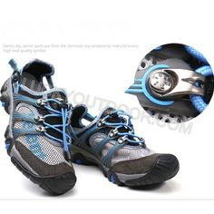 Anti slip outdoor shoes