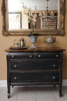 Kijiji: Beautiful Antique Empire Dresser