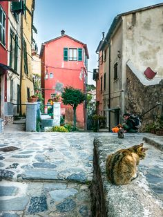 Tellaro and Portovenere, Ligurian Coast, Italy