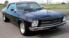 www.PartsChief.com General Motors The Nightrider in Mad Max drove a 1972 Holden HQ Monaro