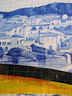 Photography & Art by Richard Lazzara, Boulder,CO. Art for the Soul Portuguese Culture, Portuguese Tiles, Portugal, Algarve, Iberian Peninsula, Blue Tiles, Decorative Tile, Lisbon, Mosaic Tiles