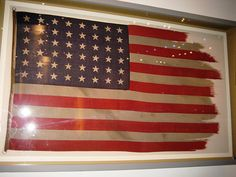 Iwo Jima Flag by nukeit1, via Flickr