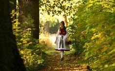 """En Alemania es posible viajar por la ruta que inspiró a los hermanos Grimm para escribir algunas de sus obras, como """"Caperucita Roja"""""""