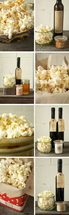 DIY Flavored Popcorn