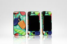 "iPhone4/4S ""Ice-Cream""  (Approx. ZAR 75.00) Galaxy Phone, Samsung Galaxy, Ice Cream, Iphone, No Churn Ice Cream, Icecream Craft, Ice, Gelato"