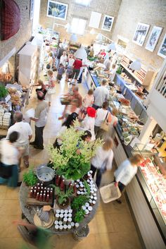 Daylesford Farmshop in the Cotswolds