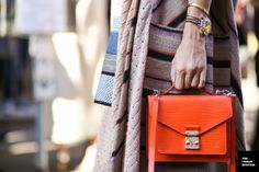 On the Street….Fashion Details
