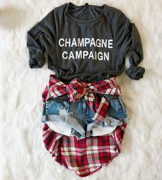 || Champagne campaign ||    For all you champagne lovers, the Champagne Campaign Printed Long Sleeve Top is made just for you! This adorable graphic top would be so perfect for you and your group of girl friends!