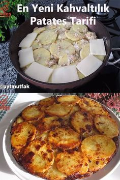 Turkish Recipes, Food Art, Tea Time, Food And Drink, Meat, Chicken, Cooking, Breakfast, Istanbul