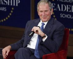 Former President George W. Bush came out against the racism, bullying, and hate inspired by President Donald Trump - and he did it all without ever mentioning the current president by name.