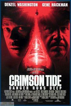 Maré Vermelha (1995) - Direção: Tony Scott