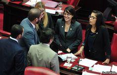 Propuesta de recorte en bono navideño será discutida el miércoles en el Senado