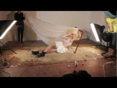 Love behind the scenes photography videos.