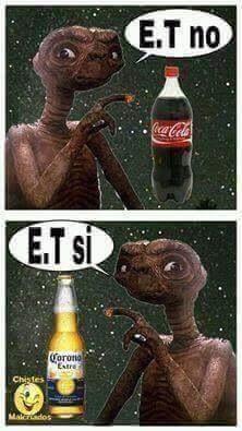 ★★★★★ Imágenes de memes chistosos para facebook: ET no, ET sí I➨ http://www.diverint.com/imagenes-memes-chistosos-facebook/ →  #imágenesdememesdivertidos #imágenesymemesgraciosos #memesenespañolparafacebook #memesenespañoltroll #videosdememeschistosos