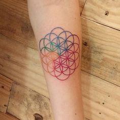 19 Tatuajes que querrás si tu amor por Coldplay no conoce límites Más