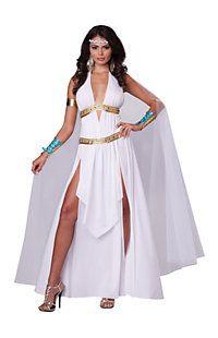 Womenu0027s Sexy Glorious Goddess Costume  sc 1 st  Pinterest & Mens Julius Caesar Costume Toga Greek Roman Adult Emperor Fancy ...