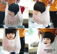 Asian babies are the cutest!