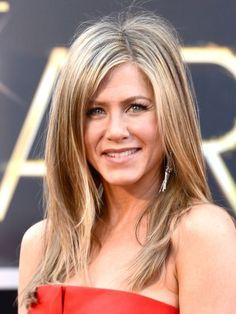 Jennifer Aniston's long and straight haircut   allure.com