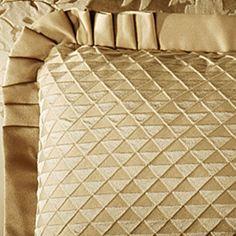Contessa Damask Comforter Bedding by J Queen New York - Euro Sham - QUANTITY= 3
