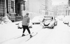 The winter of 1962/63 broke many records for the coldest and longest-lasting of the 20th century.
