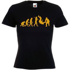 Evolution - Judo t-shirt-ideas Judo Training, Judo Throws, Throw Like A Girl, Martial Arts Weapons, Ju Jitsu, Training Motivation, Aikido, Mixed Martial Arts, Sport Wear