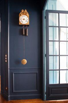 Un grand appartement familial, coloré et moderne, en plein cœur de Paris.