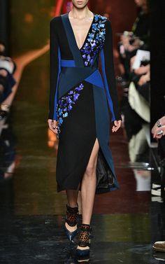 Aro Dress by Peter Pilotto for Preorder on Moda Operandi