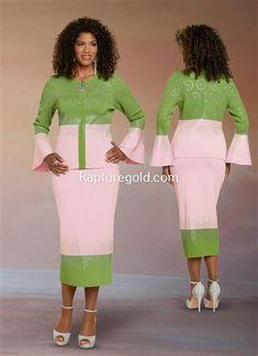 Church Dresses For Women, Women Church Suits, Suits For Women, First Lady Church Suits, Church Suits And Hats, Church Hats, Sunday Church Outfits, Church Attire, Donna Vinci Church Suits