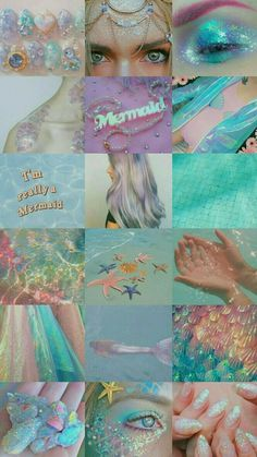 Let's be a mermaid!