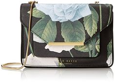 Ted Baker Deena Distinguish Rose XHATCH Cross Body Bag, Black, One Size Ted Baker http://www.amazon.com/dp/B00MO9DBJM/ref=cm_sw_r_pi_dp_Ooelvb0CGBV9G