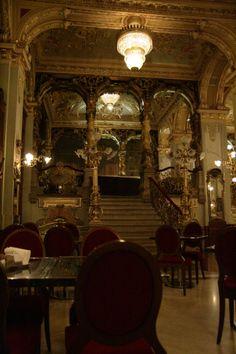 New York Cafe, Boscolo, Budapest
