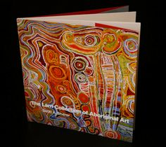 Project: The Lam Collection of Aboriginal Art Exhbition    Complete branding/identity and design, exhibition catalogue and postcard mailers for Aboriginal art show.