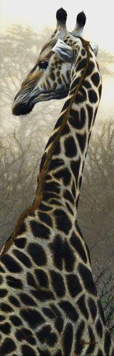 Edward Spera Gallery / Over the Top - Giraffe