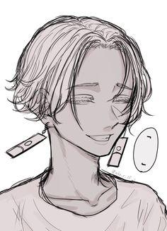 Tokyo, Sketch Inspiration, Drawing Reference Poses, Cute Anime Character, Aesthetic Anime, Art Sketches, Art Inspo, Revenge, Anime Art