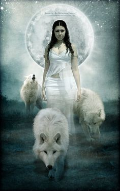 My path is an ancient one, my heart is true and wise. I celebrate the fertile green earth, and see with open eyes. I seek the mysteries of the moon, and dance beneath it's gaze. I pay homage to the Goddess, and all her magical ways.