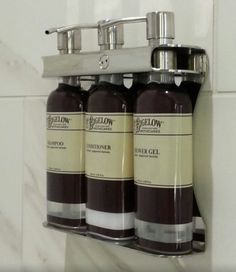 Superbe Aquamenities, Sophisticated Soap Shampoo Dispenser ,dispenser | Gallery