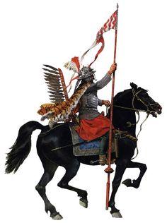 Husarz, około 1570