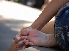 Girl feet blog : Photo