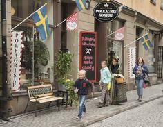 De family walk tour Stockholm met Barones Bernadette is de ideale rondleiding om met kinderen het centrum van Stockholm te verkennen.
