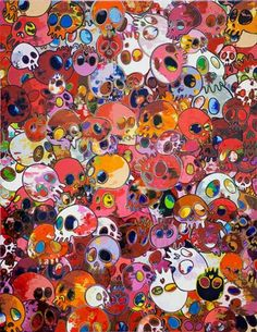 Takashi Murakami - MCRST, 1962-2011