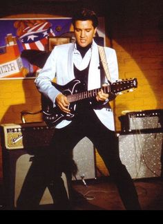 Burns Guitars   - Elvis