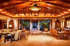 Cover of Luxury Home Magazine Hawaii - Graphic Design Porches, Floor Design, House Design, Hawaiian Homes, Hawaii Life, Private Club, Tropical Houses, Indoor Outdoor Living, House And Home Magazine