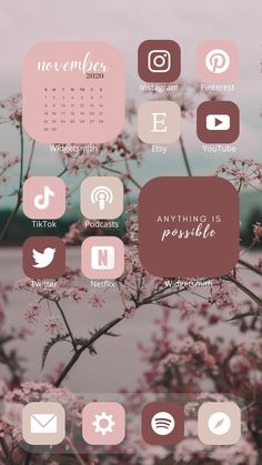 Iphone Wallpaper App, Aesthetic Iphone Wallpaper, Phone Wallpapers, Organize Phone Apps, Icones Do Iphone, Iphone App Layout, New Ios, Ios App Icon, Iphone Design