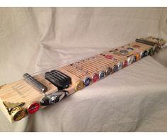 Guitar World DIY Musician: How to Build a 2x4 Lap Steel Guitar Part 2 - Cool Mods