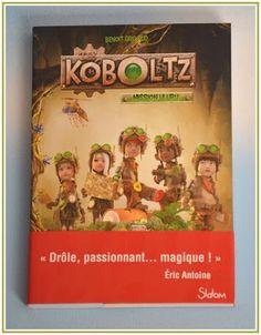 Les Lectures de Val : Les Koboltz de Benoit Grelaud Mission Uluru (T1)