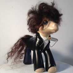 My Little Bob Dylan Pony by artworkerprojects