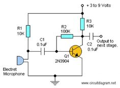 audio - Using a microphone with an Arduino - Electrical ...