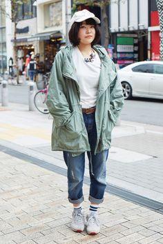 FASHION » girls snap OSAKA Vol.2 - NYLON.JP
