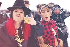 Find images and videos about kpop, gif and gd on We Heart It - the app to get lost in what you love. Gd And Cl, Kpop, Chaelin Lee, Rapper, Lee Chaerin, Cl 2ne1, Gd Bigbang, G Dragon, Sandara Park