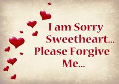 Sorry Images for Love Sorry For Hurting You, Sorry My Love, Good Night Love Images, Love Heart Images, Good Night Messages, Love Messages, Saying Sorry Quotes, Sad Quotes, Apology Quotes For Him
